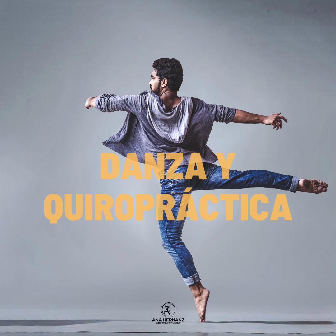 Quiropractico especializado en lesiones para bailarines